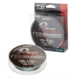 DAIWA - Daiwa Tournament 8B Evo DG 300m İp Misina