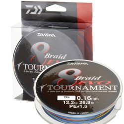 DAIWA - Daiwa Tournament 8B Evo MC 300m İp Misina