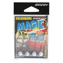 Decoy - Decoy VJ-76 Magic Head Jig Head