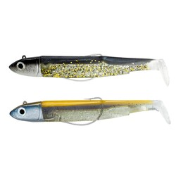 FIIISH - Fiiish Black Minnow BM140/4 BM1337 Double Combo Off Shore 40 Gr