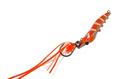 FIIISH - Fiiish CSK45 CSK1103 Candy Shrimp 15gr 4.5cm Orange Figth Jig