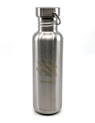 Okuma - Okuma Motif Stainless Steel Water Bottle 800 Ml. Matara