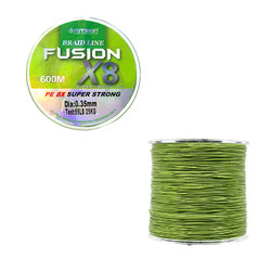 Remixon - Remixon Fusion 600 Mt X8 Green İp Misina