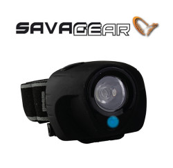 Savage gear - Savage gear Headlamp 1 Watt Led +UV Led 3A