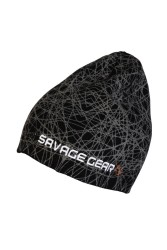 Savage gear - Savage gear Knit Geometry Beanie Black