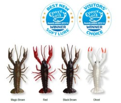 Savage Gear - Savage gear LB 3D Crayfish 8 cm 4 gr F 4 Adet Suni Yem
