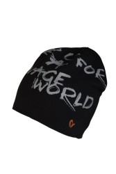 Savage gear - Savage gear Savage World Beanie Black