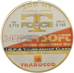 Trabucco - Trabucco T-Force Tournament Super Soft Serisi 200m Monofilament Misina